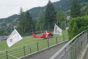 Evac Chopper